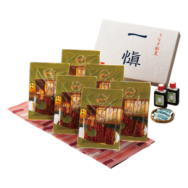 うなぎ割烹「一愼」 特製蒲焼 No.100
