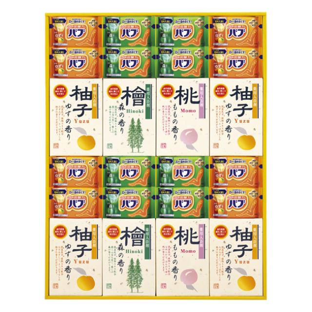 四季折々 薬用入浴剤セット No.50
