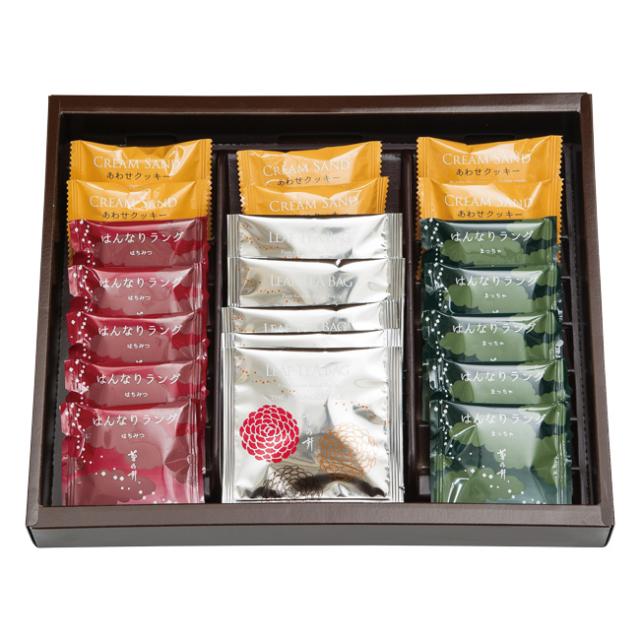 菊乃井 焼き菓子&紅茶詰合せ No.30
