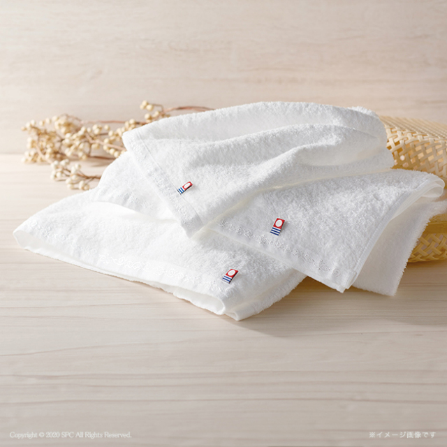 ホワイトハーモニー タオルセット No.70