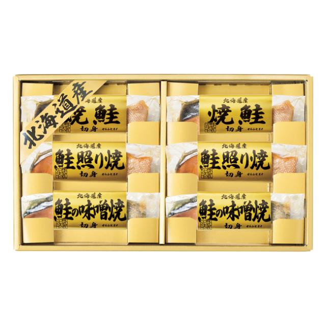 北海道 鮭三昧 No.30