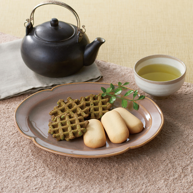 抹茶ワッフルクッキーアソートギフト No.20