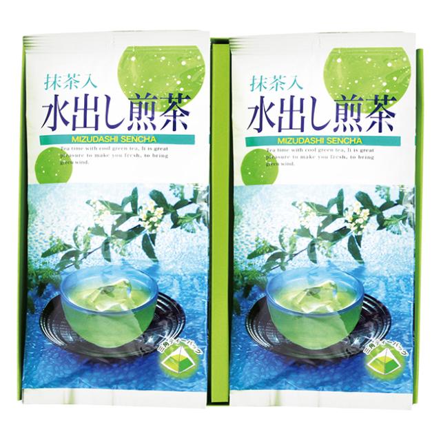 九州産抹茶水出し煎茶ティーバッグ No.10 (返:2割) ※消費税・8% 据置き商品