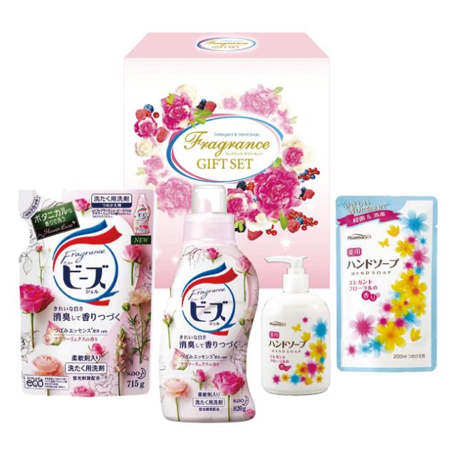 【送料無料】液体洗剤フレグランスギフトセット No.30
