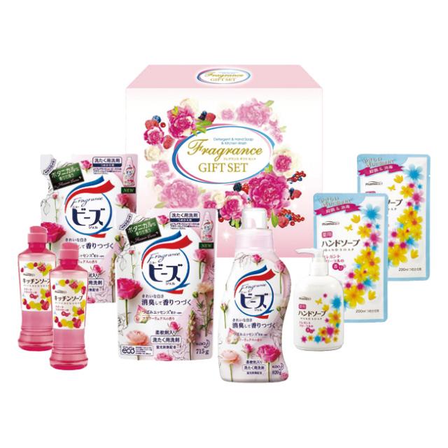 【送料無料】液体洗剤フレグランスギフトセット No.50