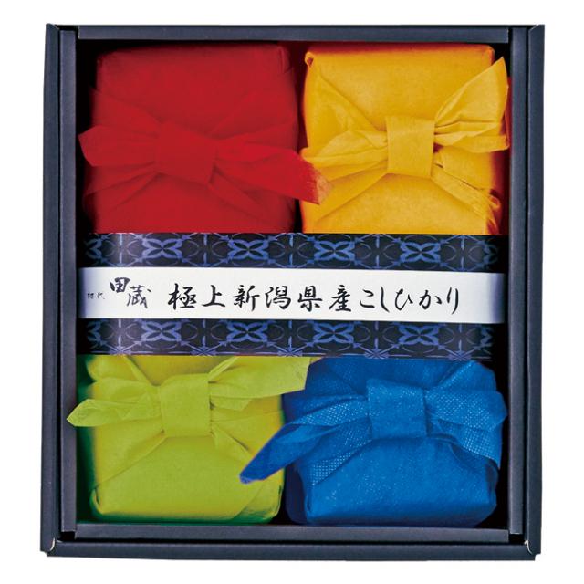 【送料無料】初代 田蔵 極上新潟県産こしひかりギフト No.30