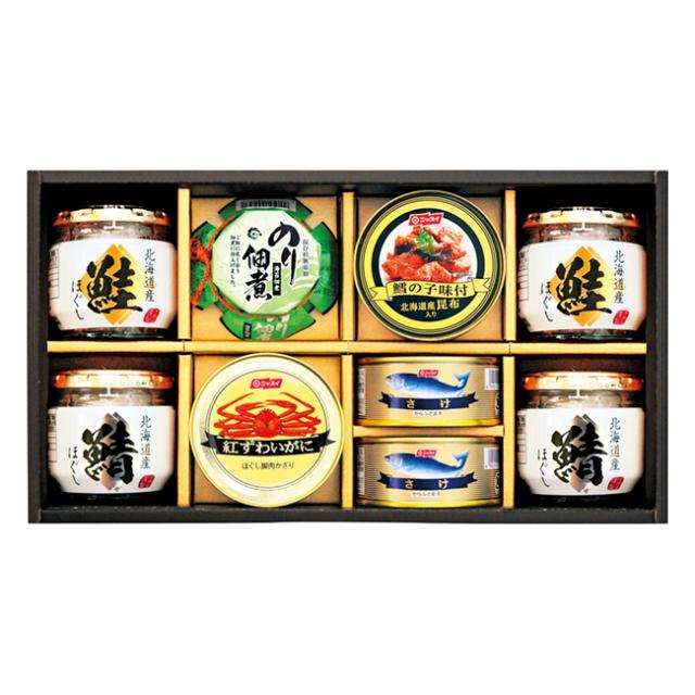 海の幸缶詰&瓶詰ギフト No.80