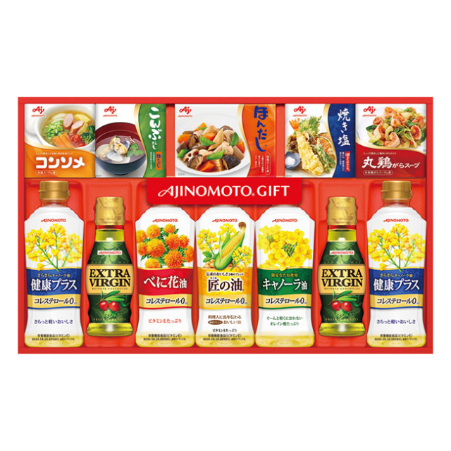 味の素 和洋中バラエティ調味料ギフト No.50