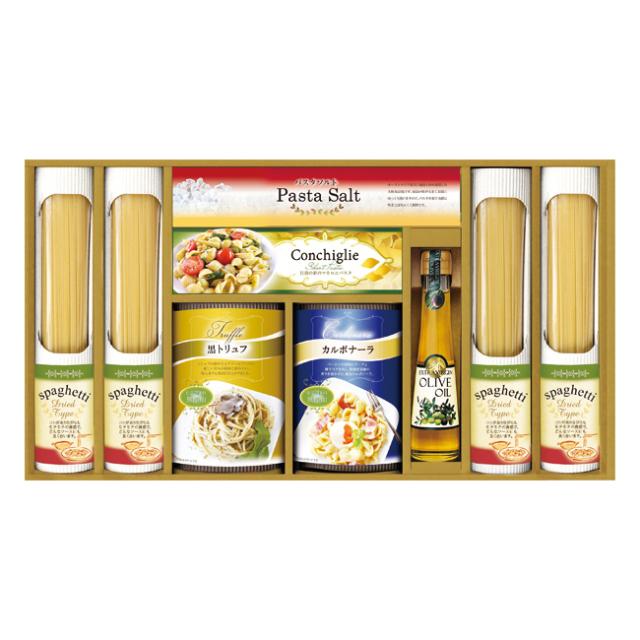 BUONO TAVOLA 化学調味料無添加ソースで食べる スパゲティセット No.40