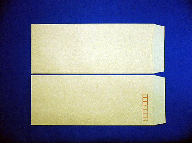長40封筒 クラフト 70g L貼 1,000枚(441701)