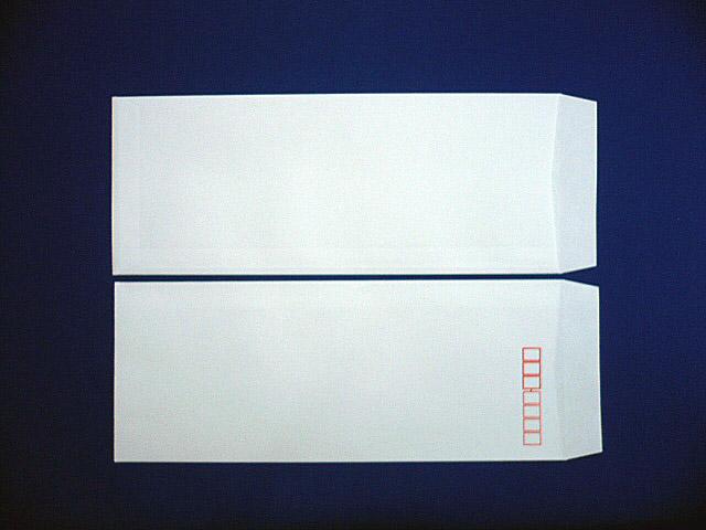 長40封筒 白菊 80g L貼 1,000枚(449011)