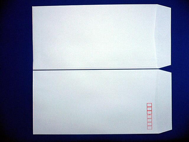 長3封筒 スカイ 85g L貼 100枚(309041)☆小ロット