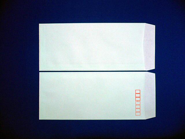 長4封筒 ミズイロ 70g L貼 1,000枚(407031)