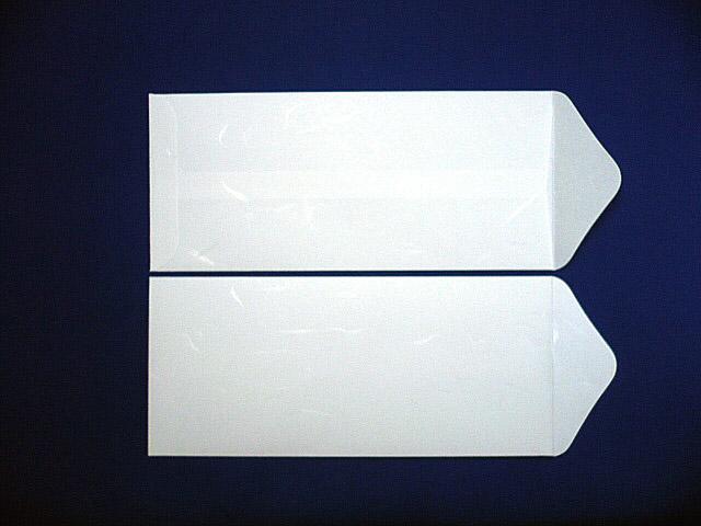 長4封筒 白大礼 枠なし 500枚(490300)