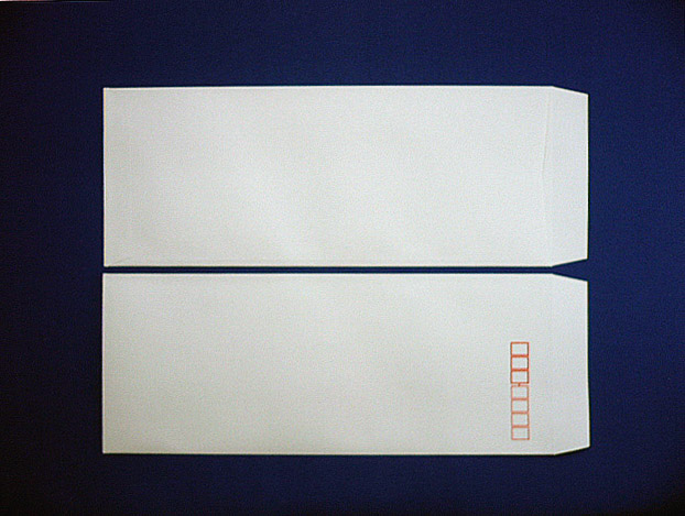 長40封筒 ソフトグレー 80g L貼 1,000枚(449321)