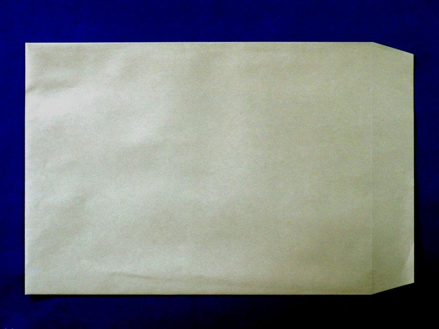 角0封筒 グレー 100g 500枚(K02120)