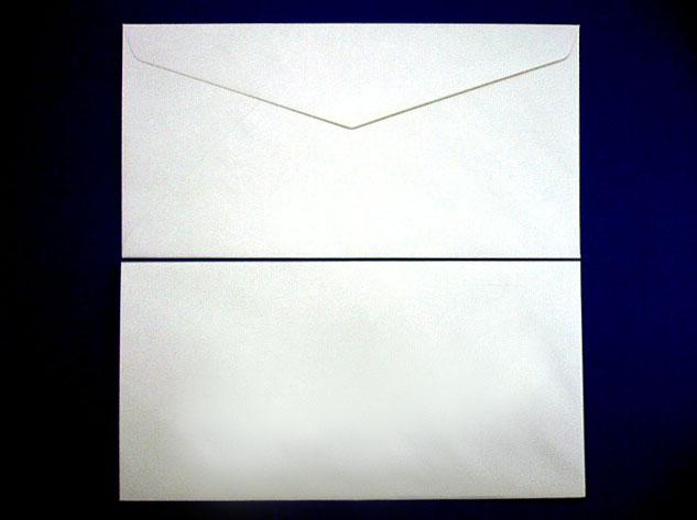 洋0封筒 洋長3 ソフトホワイト(枠なし)/500枚(Y02100)