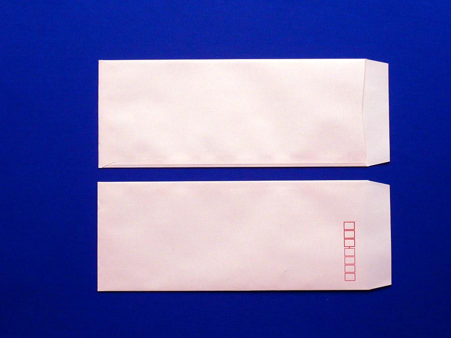 長40封筒 ソフトピンク 80g L貼 1,000枚(449331)