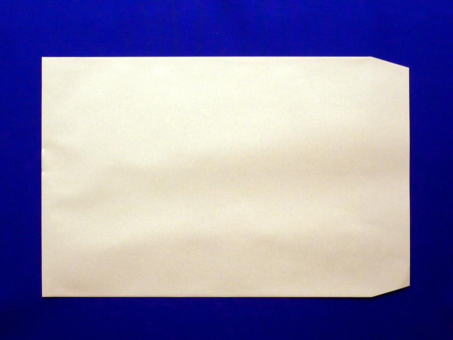 角2封筒 ソフトベージュ 100g L貼/500枚 (K22341)