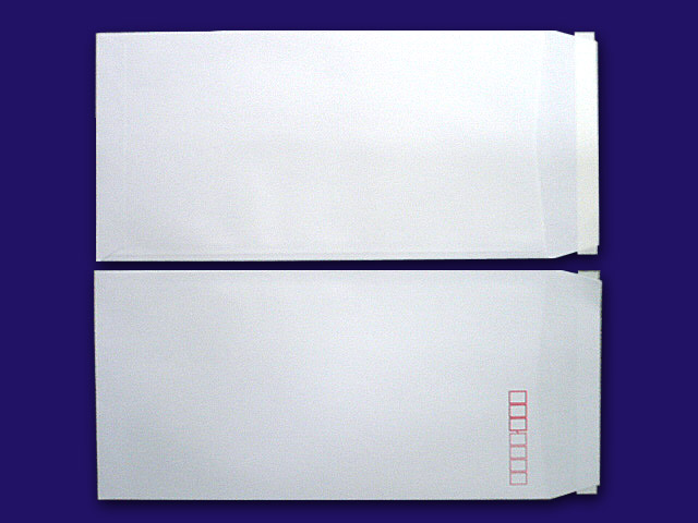 長3封筒 白菊 70g L貼 1,000枚(307011)