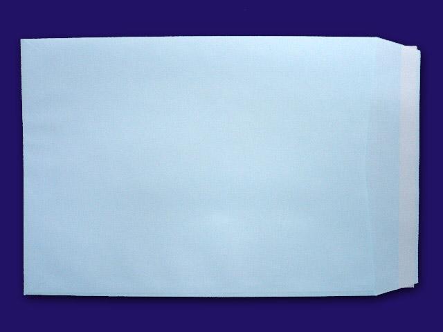 角2封筒 テープ付 ソフトブルー 100g L貼 500枚(K2230B)