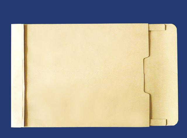 ゆうびん規格内/クラフト封筒(250×340mm)玉なし/100枚(HJP120)