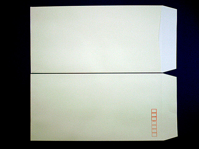 長3封筒 シルバー 85g L貼 1,000枚(309071)