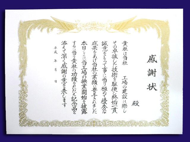 賞状用紙 プリンター対応 A4判-AA 雲入 /100枚 (CA4YOP) マルチホワイト