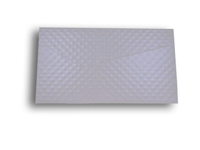 【ZAN月】 レギュラー封筒 パールダイヤ ホワイト