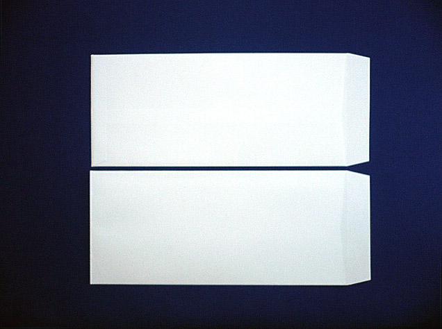 長4封筒 白菊 70g L貼 枠なし 1,000枚(406011)