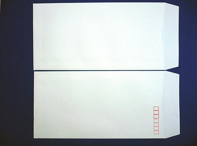 長3封筒 ソフトホワイト 80g L貼 1,000枚(309211)