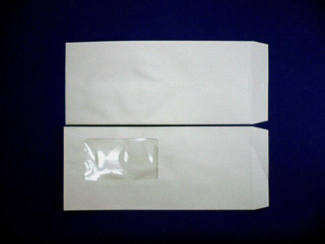 長4封筒 ソフトグレー 80g C窓付/枠なし 1,000枚(4C8320)