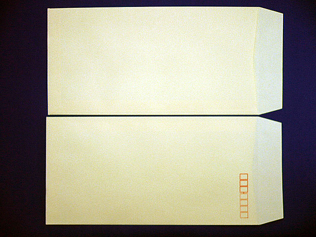 長3封筒 ソフトクリーム 80g L貼 1,000枚(309251)