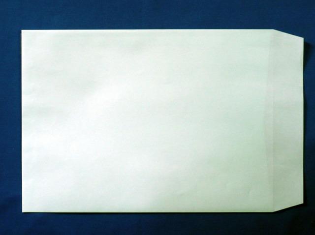 角1封筒 ソフトウグイス 100g 500枚(K12260)