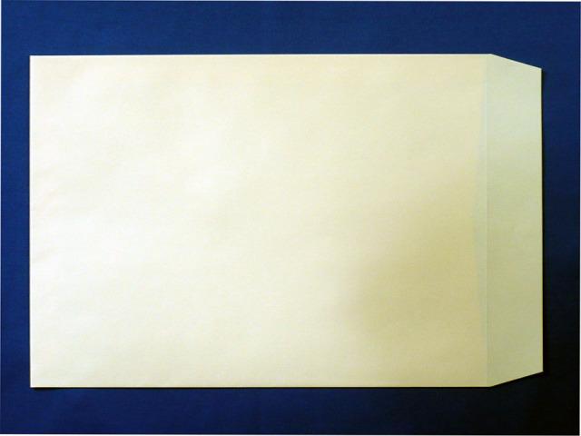 角2封筒 クリーム 85g L貼 /500枚(K28051)