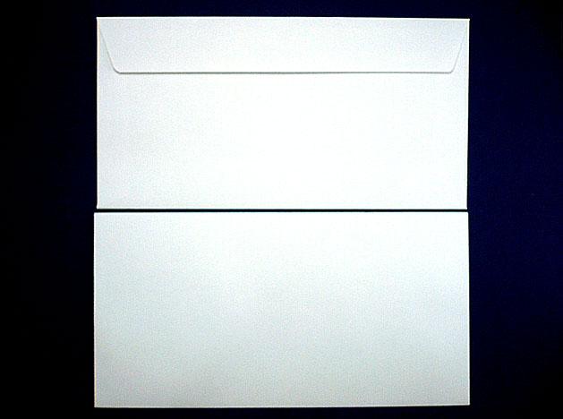 洋0封筒 カマス貼 ケント白菊 郵便枠なし/500枚(YS0000)