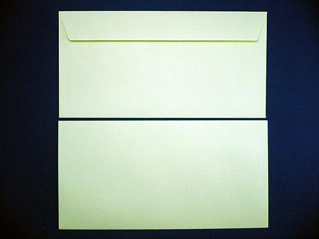 洋0封筒 カマス貼 ソフトウグイス 郵便枠なし/500枚(YS0260)
