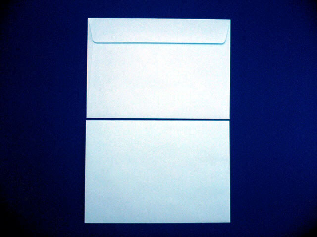 洋2封筒 カマス貼 ソフトホワイト(枠なし)/500枚(YS2210)