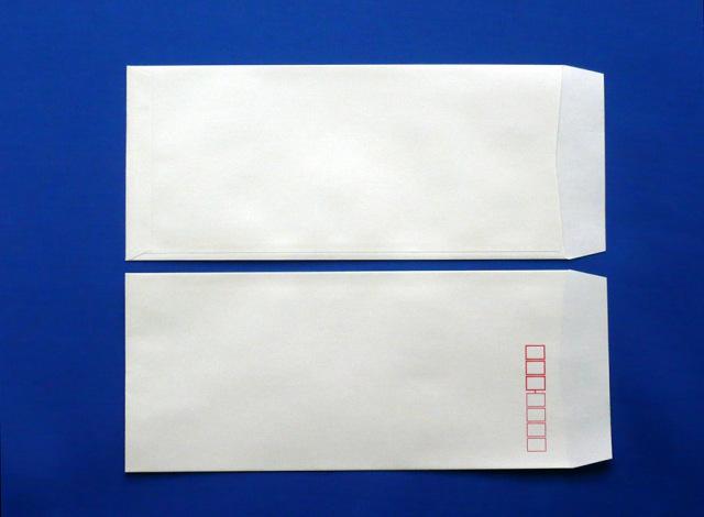 長4封筒 シルバー 70g L貼 1,000枚(407071)