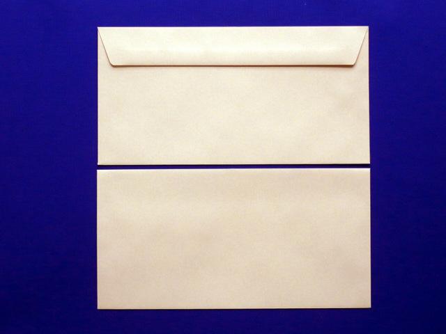 洋0封筒 カマス貼 ソフトベージュ(枠なし)/500枚(YS0340)