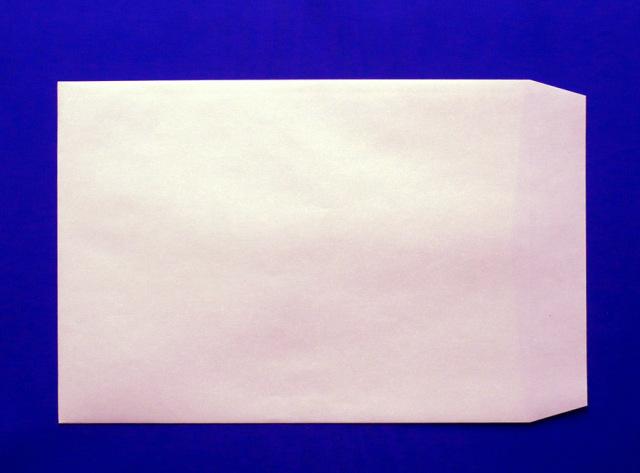 角A4封筒 ソフトピンク 100g L貼 /500枚 (KA2331)
