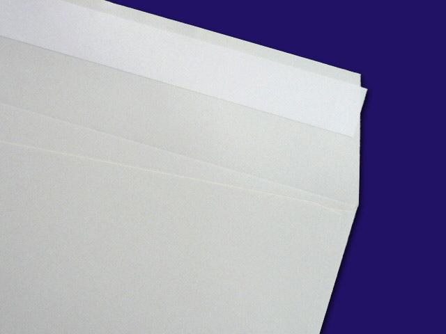 長3封筒 ソフトグレー 80g テープ付 A窓付/枠なし 500枚(3A832T)