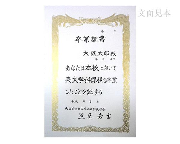 賞状用紙オフセット対応 月B5判-3雲入(旧Cホワイト雲入)/100枚 CB5300(旧CB5C00)