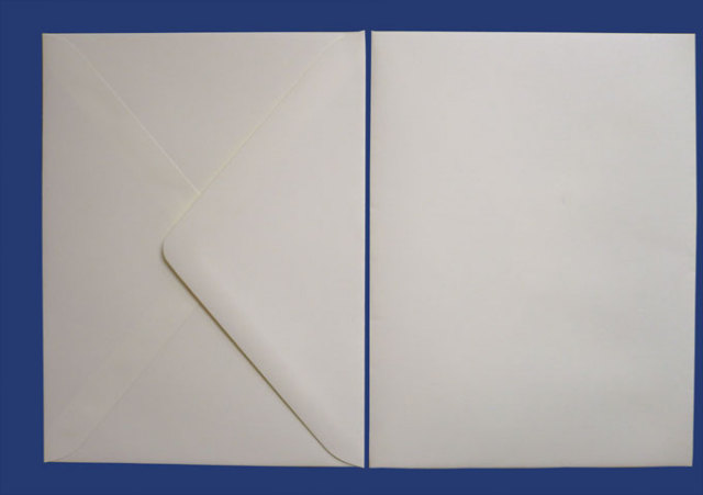 洋2封筒 マルチクリーム(枠なし)/500枚 (Y24790)