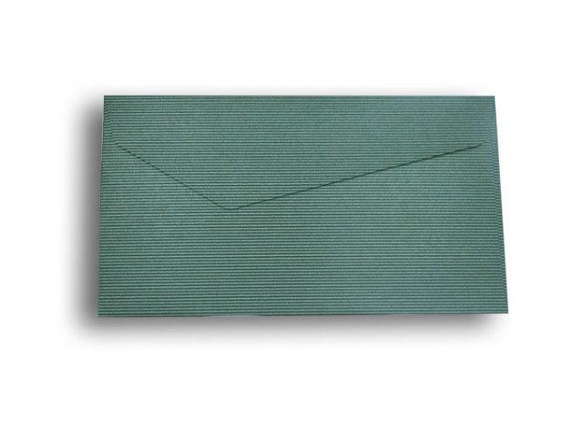【ZAN月】 プチ封筒 パールライン グリーン