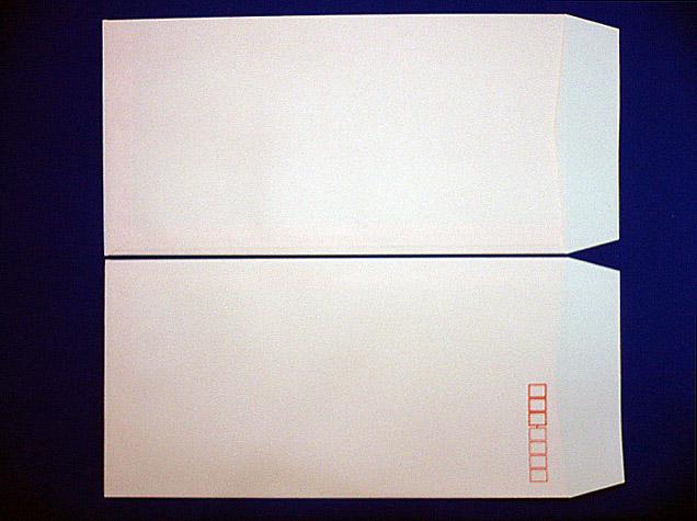 長3封筒 ソフトピンク 80g L貼 1,000枚(309331)