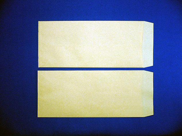 長4封筒 クラフト 70g L貼 枠なし1,000枚(400701)