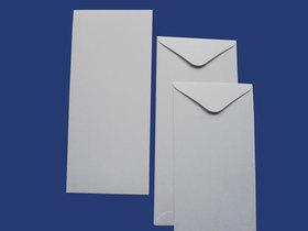 長4封筒 白奉書枠なし 1000枚(40090)