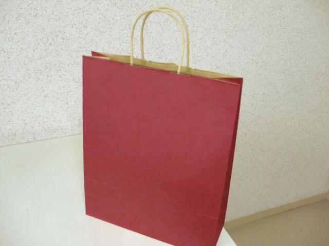 手提げ袋 ルージュ(赤)80g /50枚