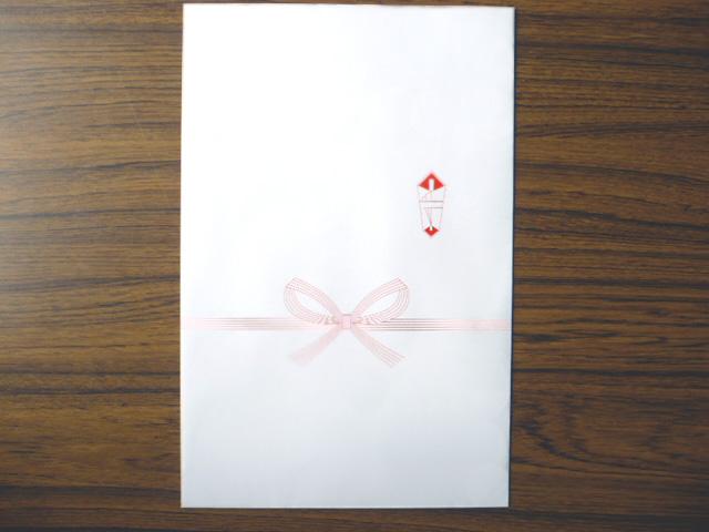 のし袋(赤1色)G115 ニューケント 80g 中貼  1,000枚 (W9G115)